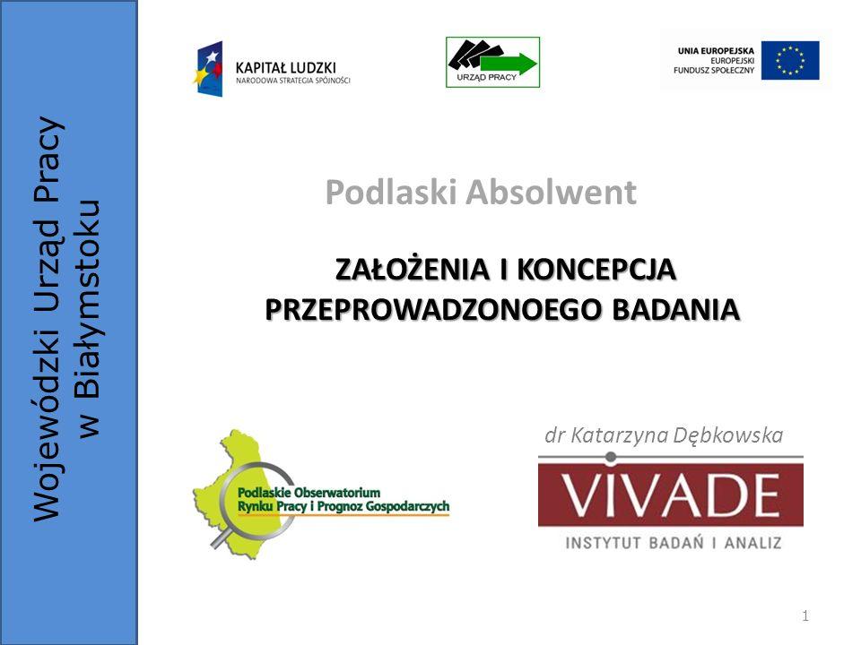 Białystok, 31.10.2012 r.Podlaski Absolwent2 Redakcja Naukowa - dr hab.
