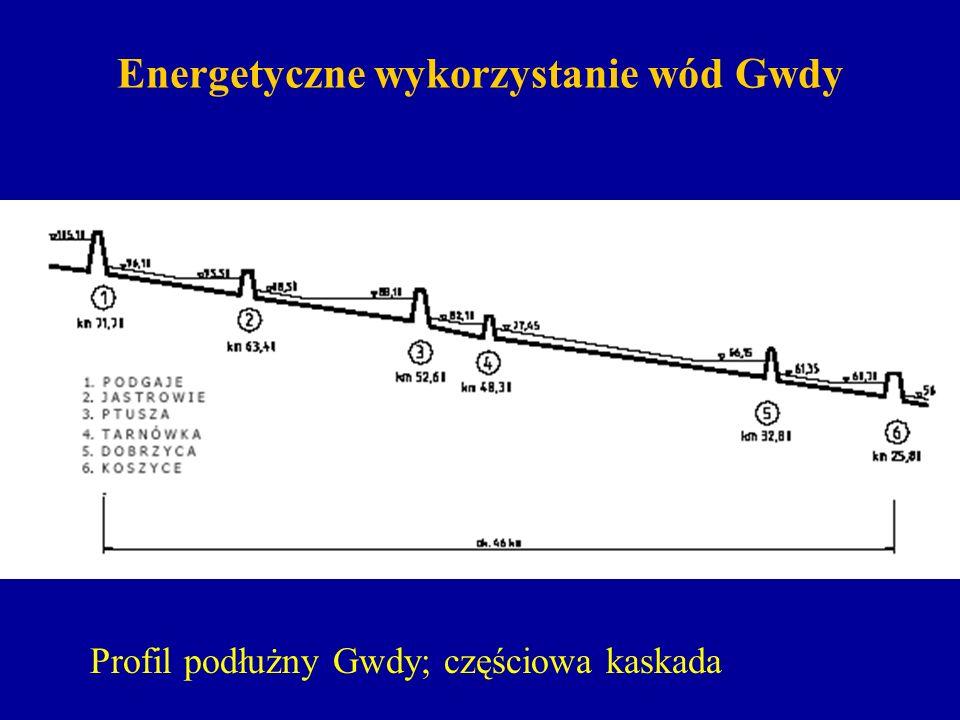 Elektrownia Wodna Dobrzyca Powierzchnia zbiornika wynosi 92 ha, Zbiornik powstał dzięki zaporze ziemnej o długości 230 m, Średnia roczna produkcja energii elektrycznej ok.