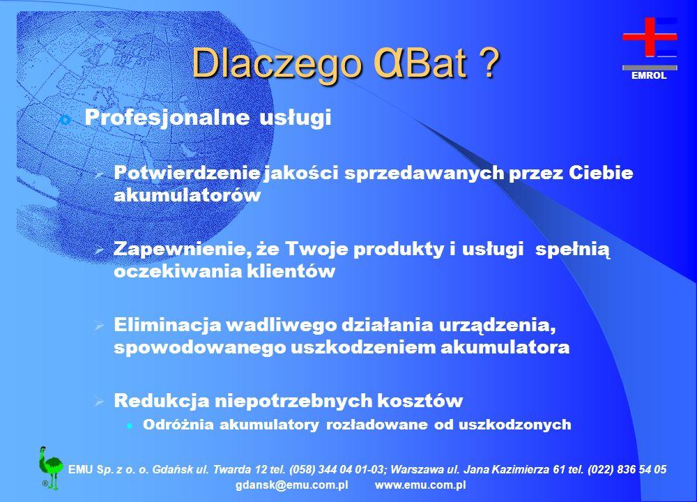 gdansk@emu.com.plwww.emu.com.pl EMU Sp.z o. o. Gdańsk ul.