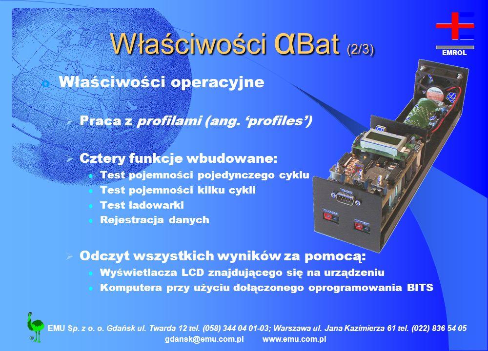 EMROL gdansk@emu.com.plwww.emu.com.pl EMU Sp.z o.