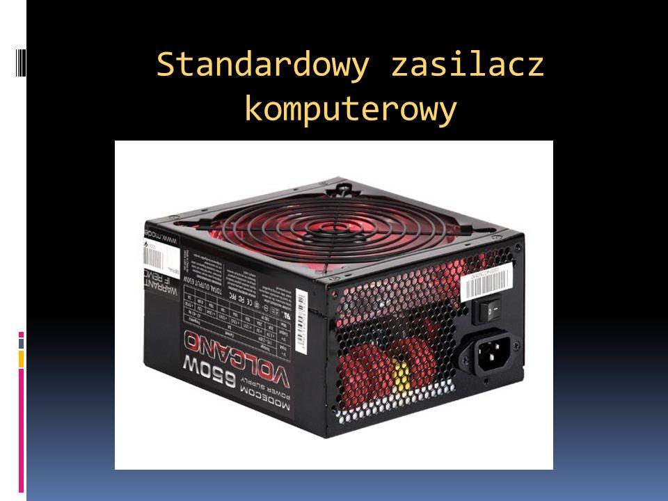 Standardowy zasilacz komputerowy