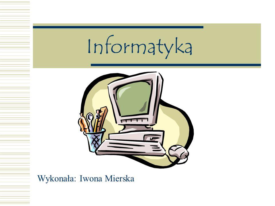 Wyszukiwarki Internetowe Korzystanie z Internetu nie obyło by się bez wyszukiwarek.