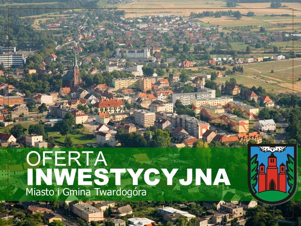 Miasto i Gmina Twardogóra – Oferta inwestycyjna KONTAKT Urząd Miasta i Gminy w Twardogórze ul.