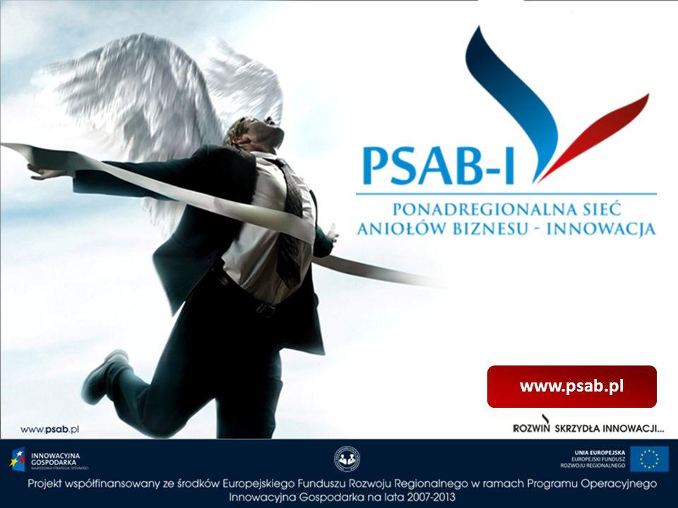 Inwestycja Aniołów Biznesu w start -up Przemysław Jura, Koordynator Zarządzający PSAB-I, Prezes Zarządu Instytutu Nauk Ekonomicznych i Społecznych Kraków, 8 maja 2012 roku