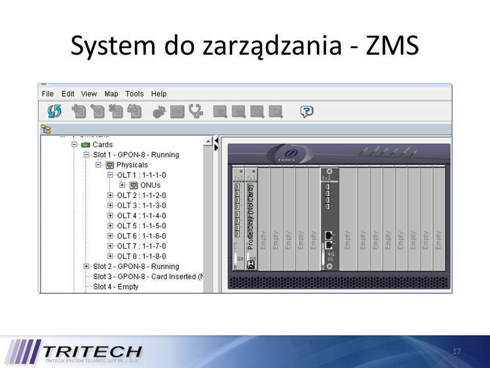 17 System do zarządzania - ZMS