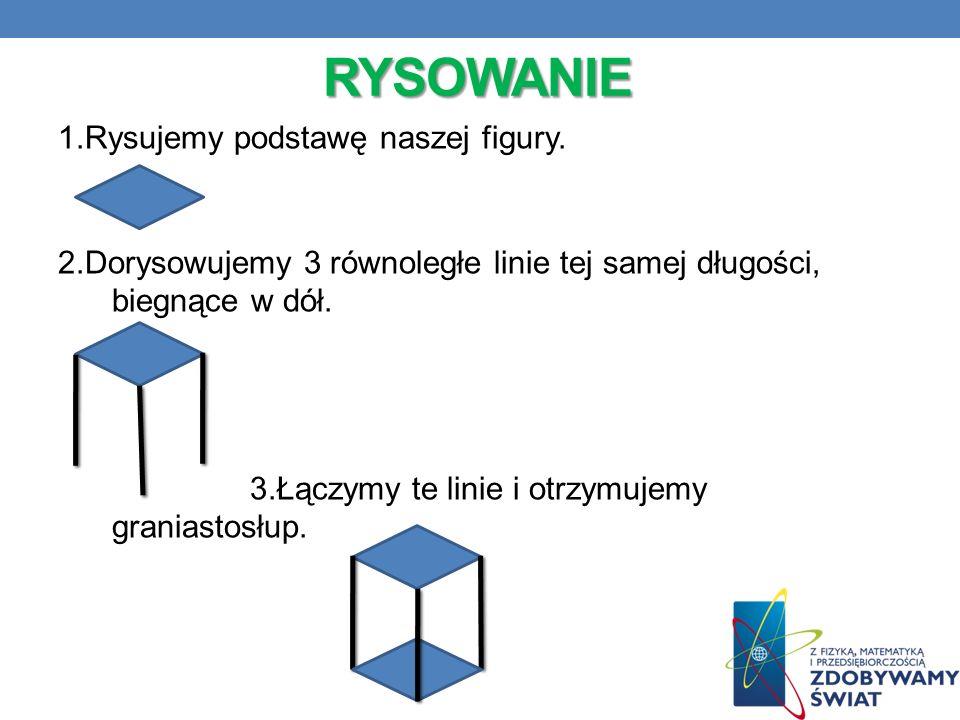 OŚ SYMETRII Przykłady figur z jedną osią symetrii: -trójkąt równoramienny -trapez równoramienny -deltoid Przykłady figur z dwiema osiami symetrii: -odcinek -prostokąt -romb Przykład figury z trzema osiami symetrii: -trójkąt równoboczny Przykład figury z nieskończoną ilością oś symetrii: -koło Oś symetrii figury, jest prostą, względem, której ta figura jest do siebie osiowo symetryczna.