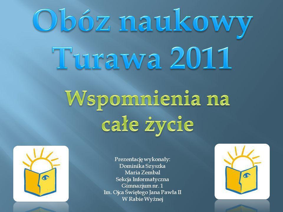 Prezentację wykonały: Dominika Szyszka Maria Zembal Sekcja Informatyczna Gimnazjum nr.