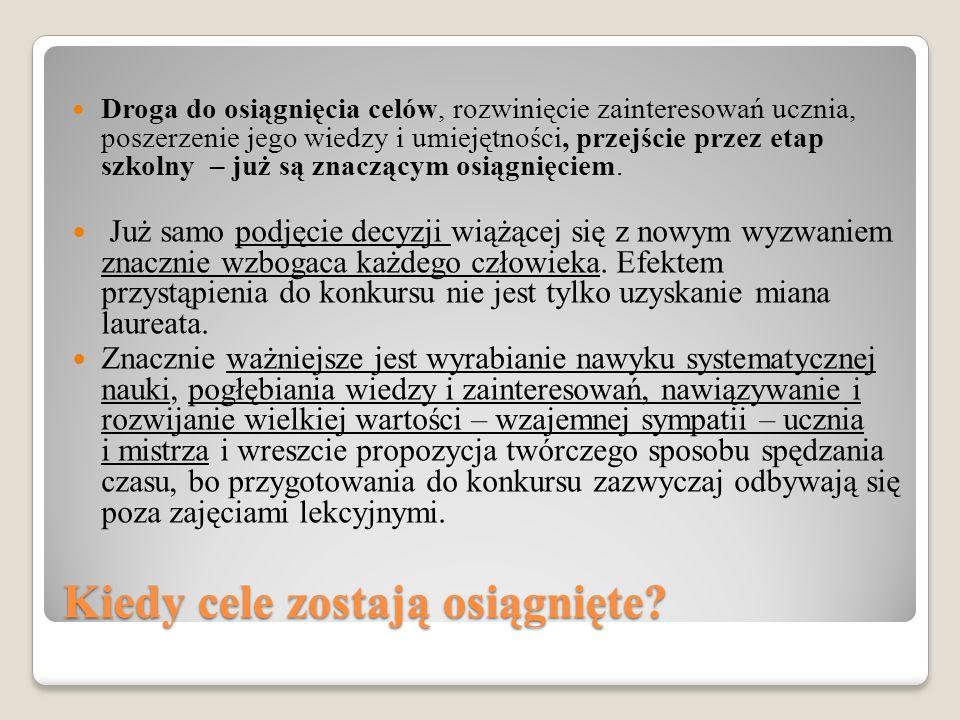 ROZPORZĄDZENIE MINISTRA EDUKACJI NARODOWEJ 1) z dnia 30 kwietnia 2013 r.