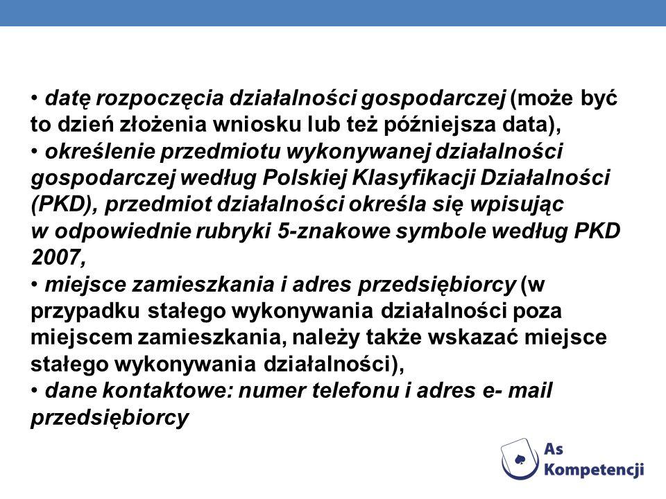 EDG-1 to WNIOSEK O WPIS DO EWIDENCJI DZIAŁALNOSCI GOSPODARCZEJ Wniosek ten stanowi jednocześnie zgłoszenie do ZUS/KRUS, urzędu statystycznego oraz naczelnika urzędu skarbowego.