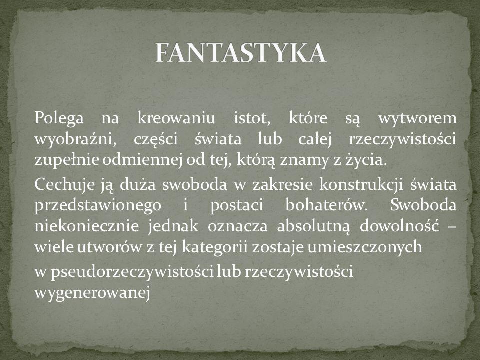 science fiction fantasy horror gra fabularna