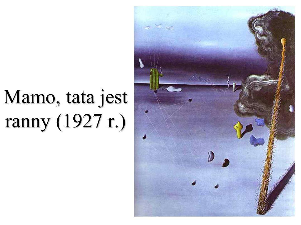 Mamo, tata jest ranny (1927 r.)