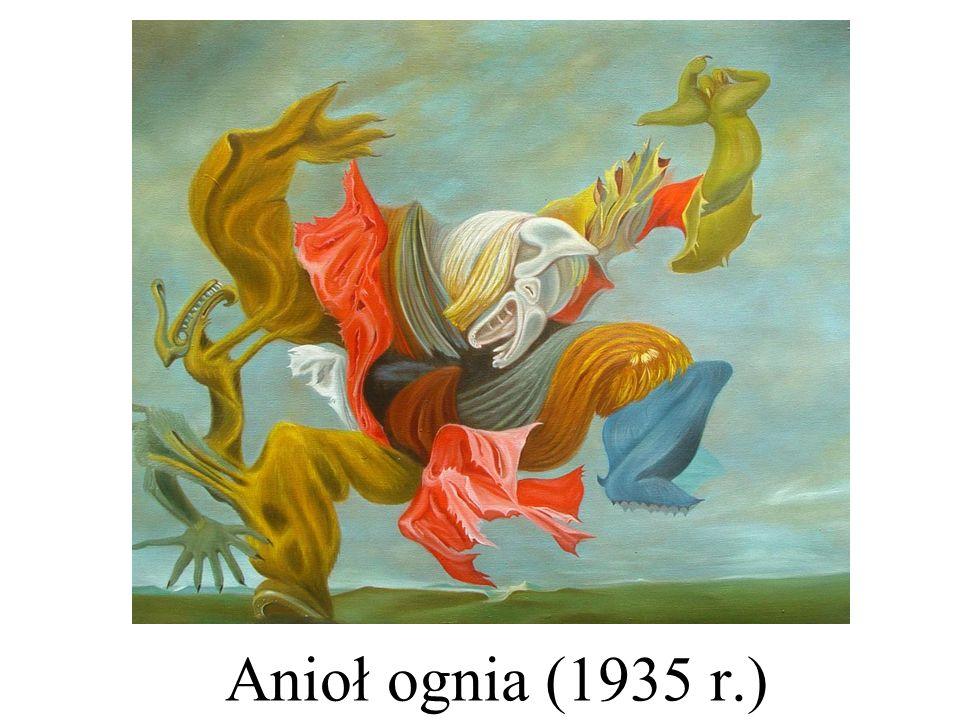 Anioł ognia (1935 r.)