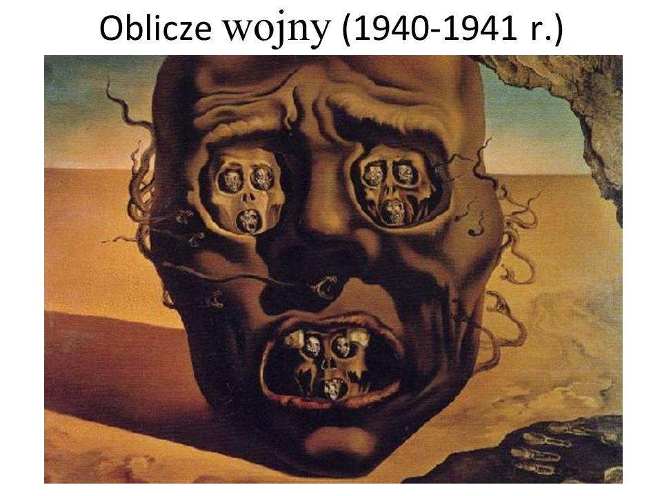 Oblicze wojny (1940-1941 r.)