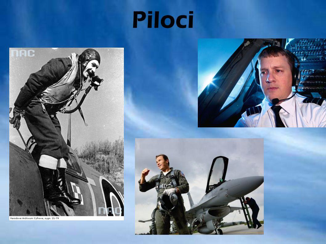 Piloci