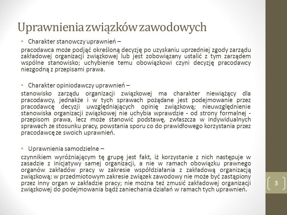 Uprawnienia o charakterze stanowczym (19) Uzgodnienie regulaminu określającego wysokość stawek dodatków, o których mowa w art.