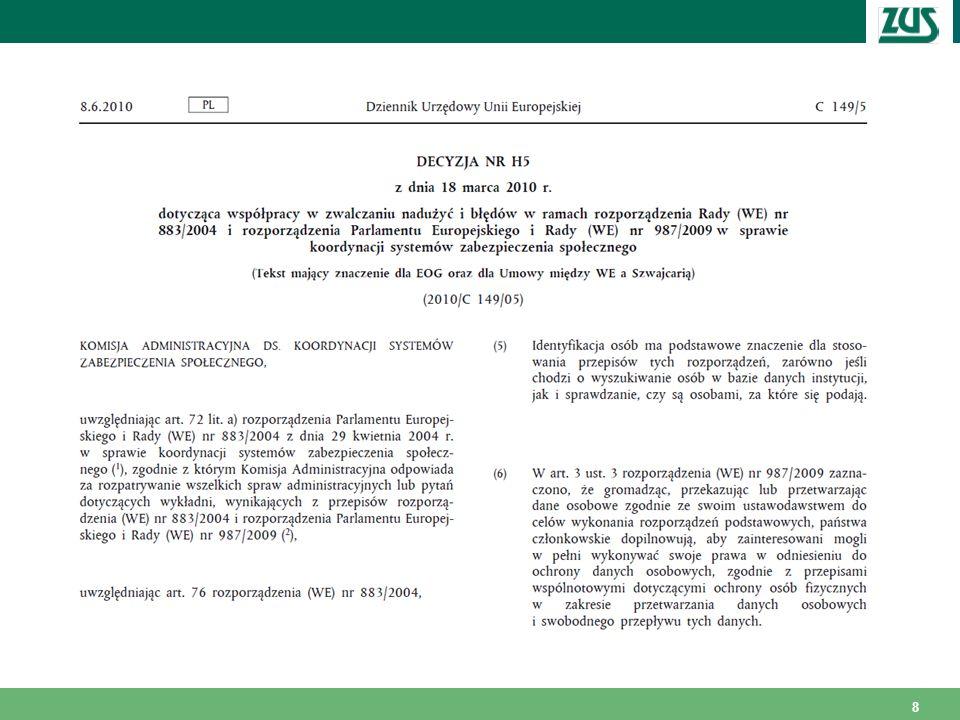 Motywy Decyzji H5 […] (1) Przepisy art.