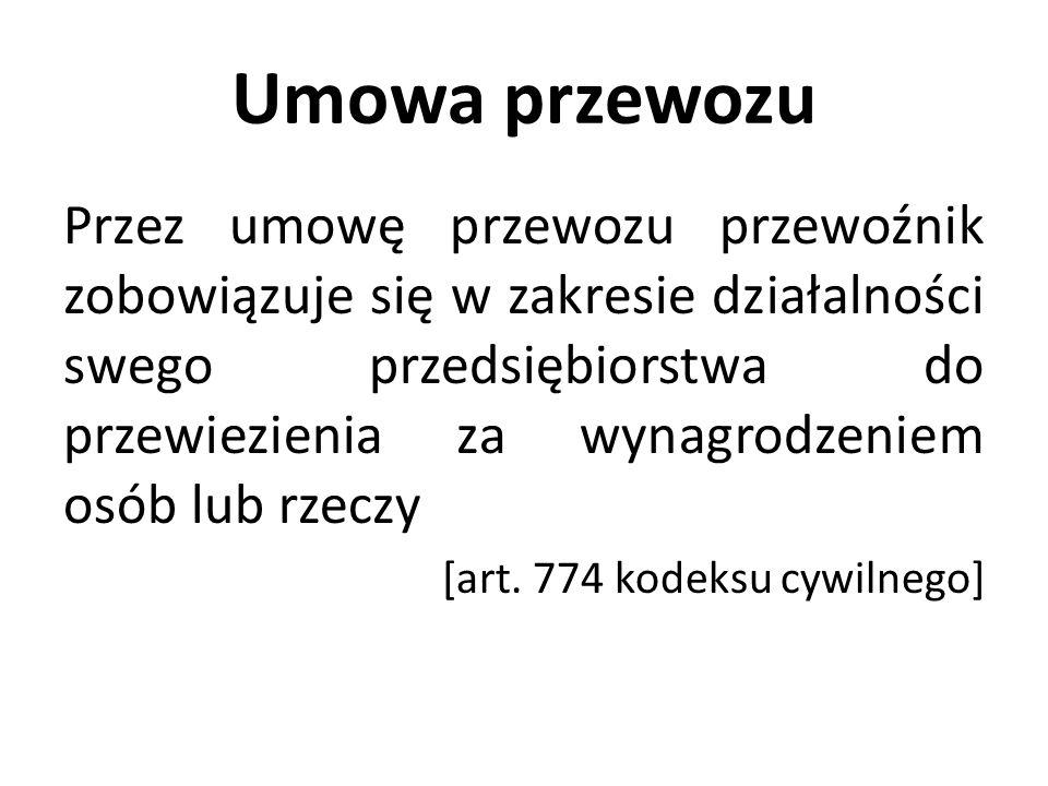 Zezwolenia na wykonywanie regularnych przewozów wymaga zezwolenia wydanego, w zależności od zasięgu tych przewozów przez: a) wójta - na wykonywanie przewozów na liniach komunikacyjnych na obszarze gminy, b) burmistrza albo prezydenta miasta - na wykonywanie przewozów na liniach komunikacyjnych w komunikacji miejskiej, c) burmistrza albo prezydenta miasta, któremu powierzono to zadanie na mocy porozumienia, o którym mowa w art.