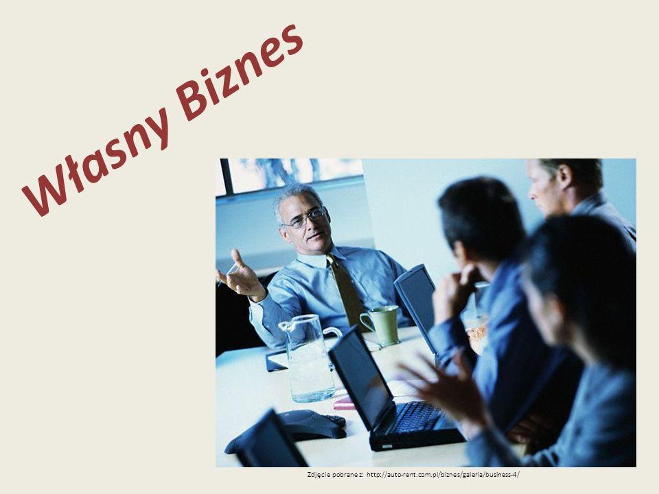 Własny Biznes Zdjęcie pobrane z: http://auto-rent.com.pl/biznes/galeria/business-4/