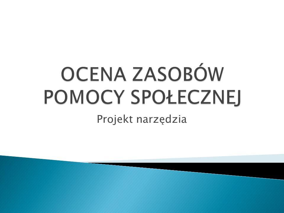 Projekt narzędzia