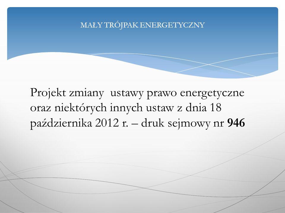 Gmina jako odbiorca energii będzie mógł skorzystać z ułatwienia w instalowaniu mikroinstalacji OZE FUNKCJIONALNE Współdziałania z administracją rządową w ramach realizacji Krajowego Planu działania na rzecz OZE PLANISTYCZNE Zwolniono gminę z obowiązku wydawania dokumentów potwierdzających lokalizację dla mikroinstalacji OZE PORZĄDKOWE NOWE REGULACJE MAŁEGO TRÓJPAKU W ZAKRESIE PRAW I OBOWIĄZKÓW GMIN