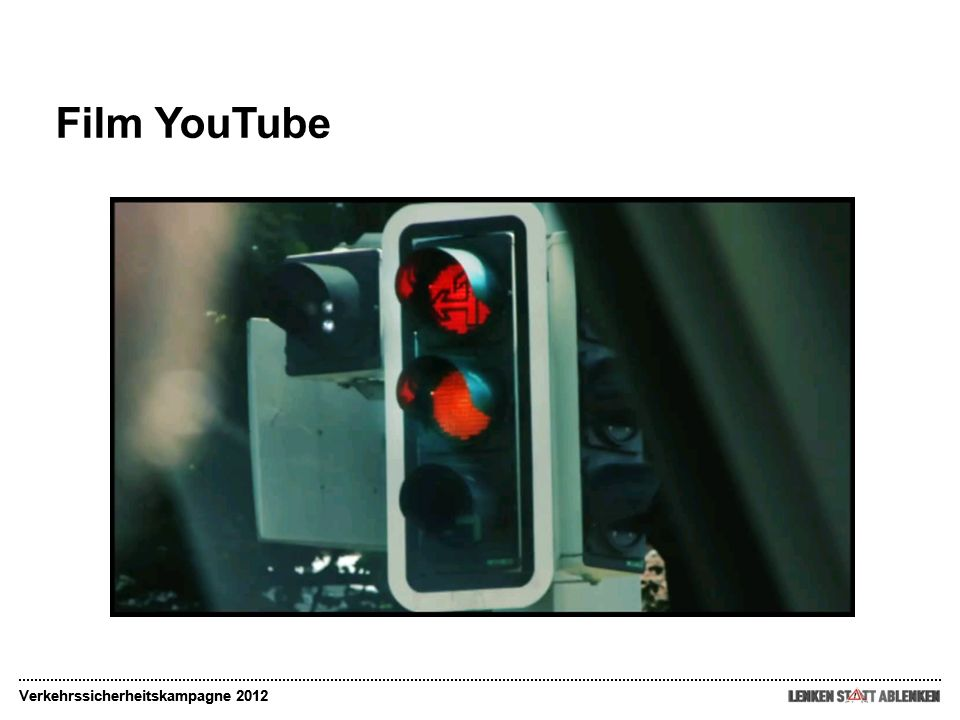 Film YouTube Verkehrssicherheitskampagne 2012