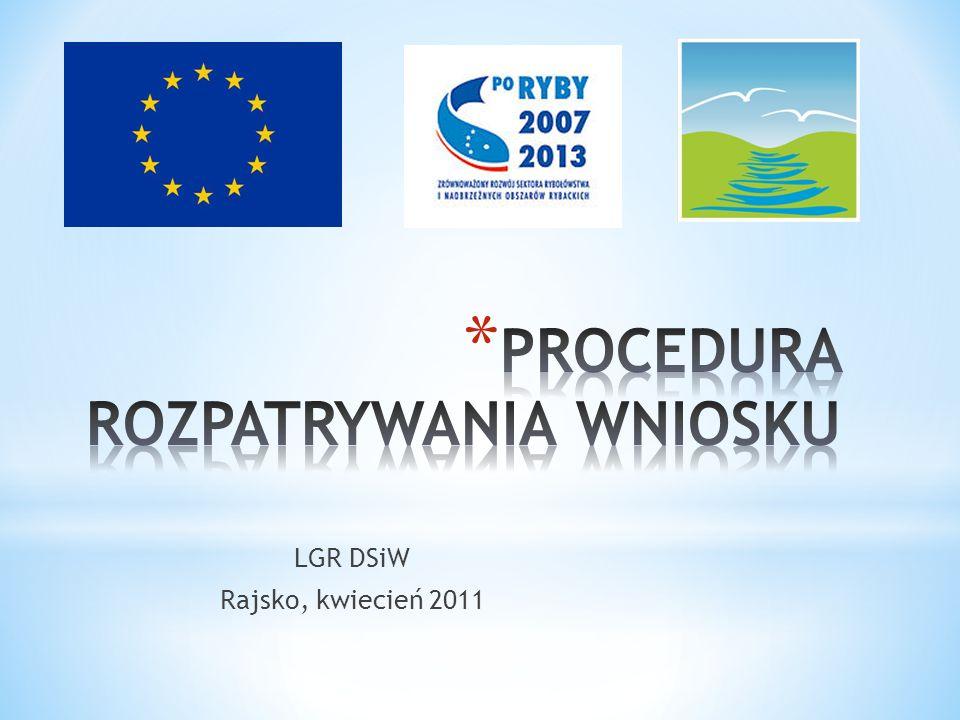 LGR DSiW Rajsko, kwiecień 2011