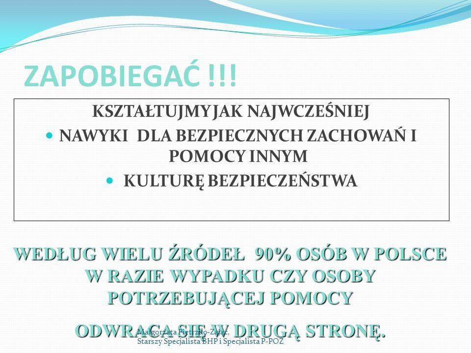 ZAPOBIEGAĆ !!.