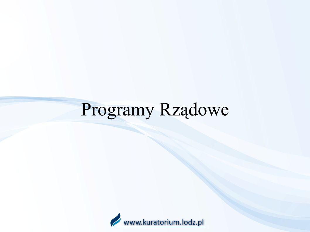 Programy Rządowe