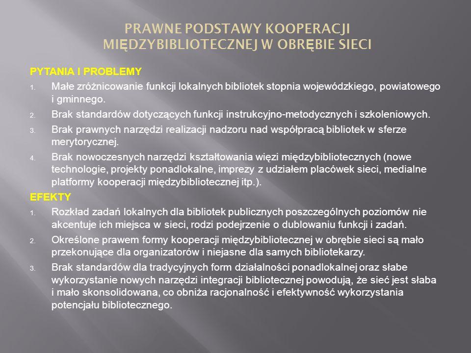 PYTANIA I PROBLEMY 1.