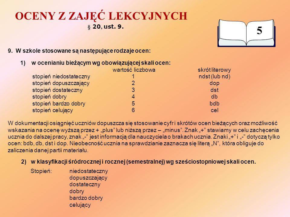 z Wewnątrzszkolnym Systemem Oceniania jako elementem Statutu ZSB dostępnym: - w bibliotece szkolnej - na stronie internetowej szkoły www.rybnik.pl/zsbrybnik KONIECZNIE ZAPOZNAJ SIĘ!