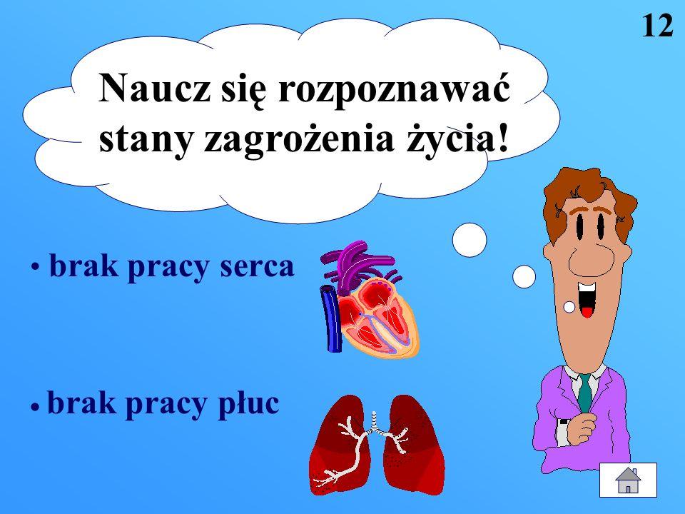 Płuca! Podczas wdechu i wydechu, w płucach następuje wymiana zbędnego dwutlenku węgla na życiodajny tlen. 11