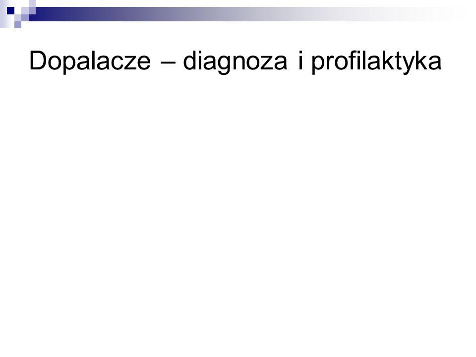 W Polsce dopalaczami są nazywane Środki zastępcze produkty zawierające związki stanowiące pochodne zakazanych substancji psychoaktywnych (np.