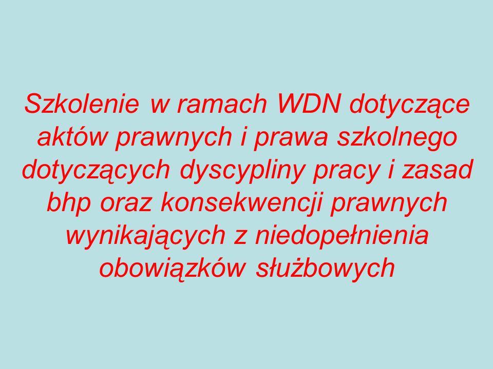 Obowiązki pracownika Art.100. Kodeksu Pracy § 1.