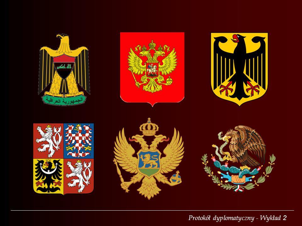 Protokół dyplomatyczny - Wykład 2