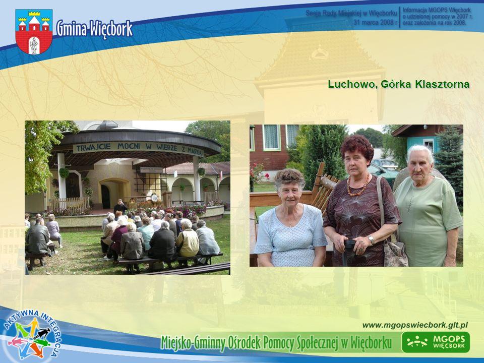 Luchowo, Górka Klasztorna