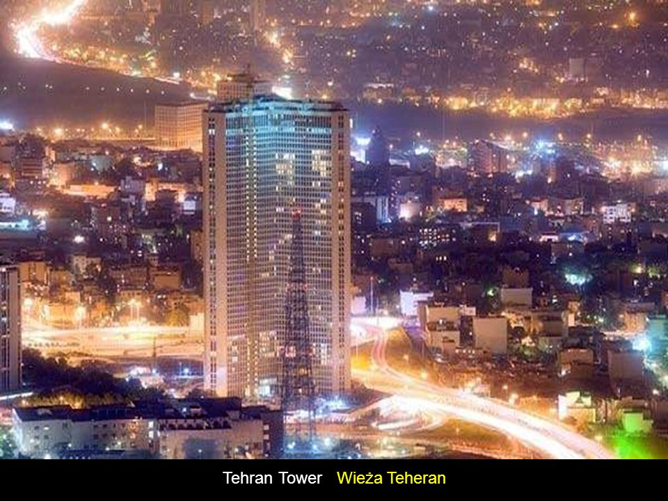 Milad Tower Wieża Milad