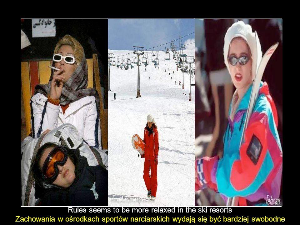 You can ski until the first day of summer Można szusować aż do pierwszych dni lata