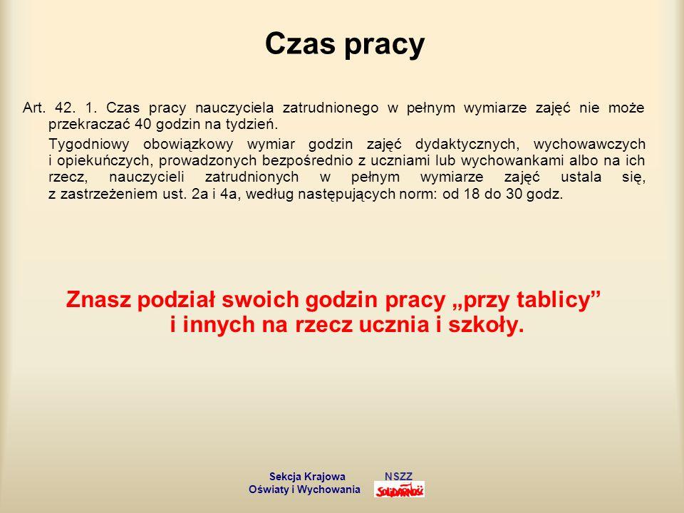 Świadczenia socjalne Art.53. 1.