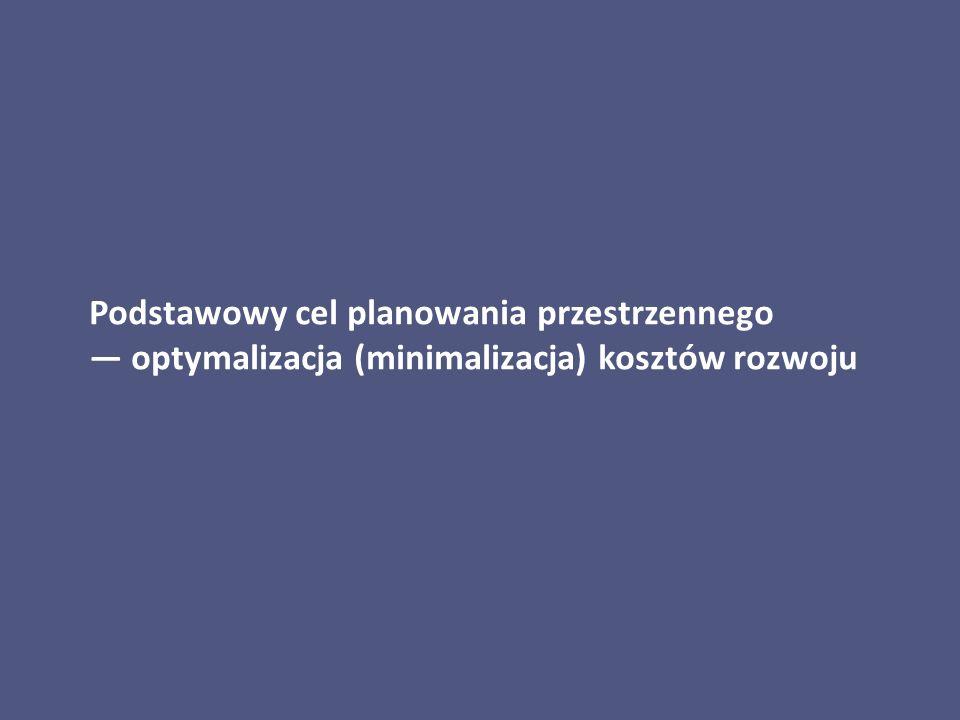 Ustawa o planowaniu i zagospodarowaniu przestrzennym Ustawa z dnia 27 marca 2003 r.