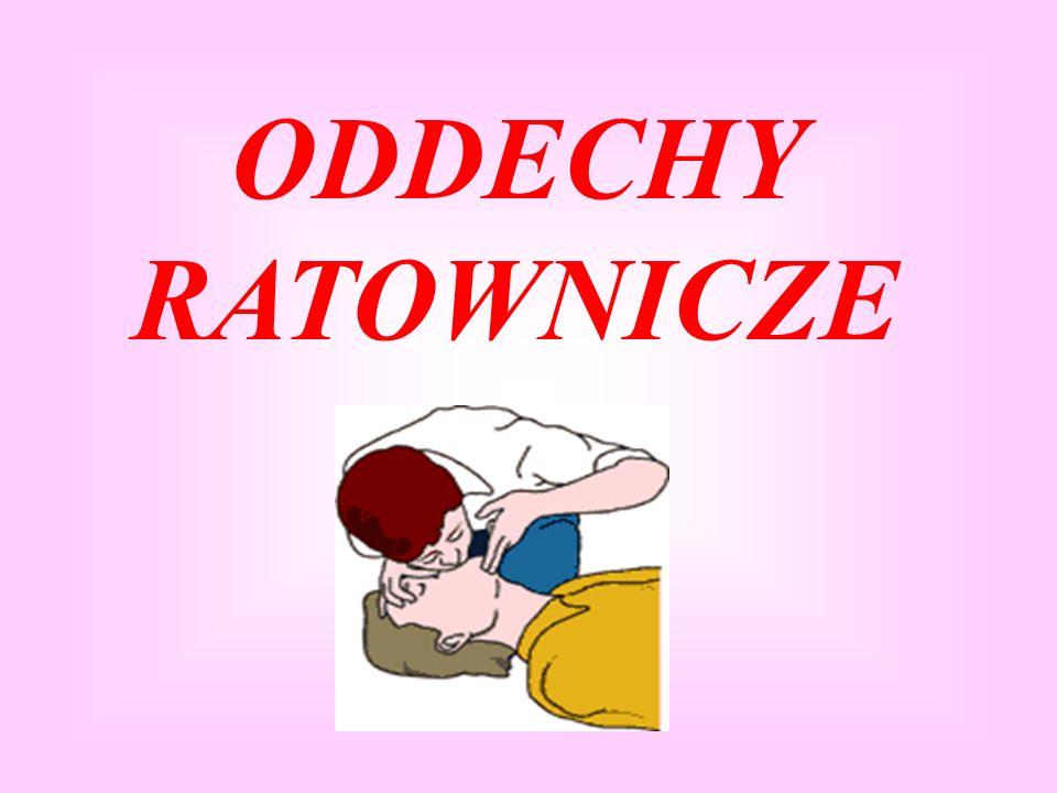 ODDECHY RATOWNICZE