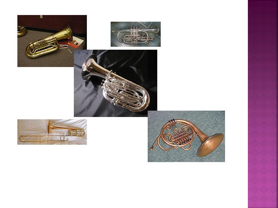 Instrumenty dęte blaszane są najstarszą grupą instrumentów obok perkusyjnych.