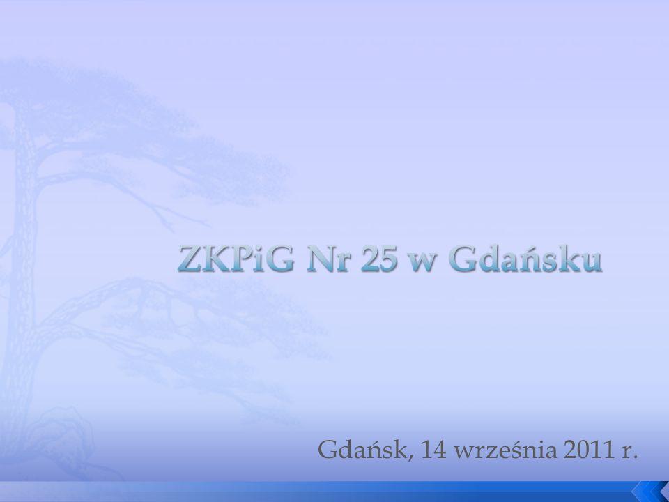 Gdańsk, 14 września 2011 r.