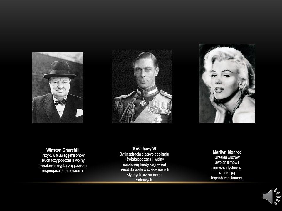 Winston Churchill Przykuwał uwagę milionów słuchaczy podczas II wojny światowej, wygłaszając swoje inspirujące przemówienia.