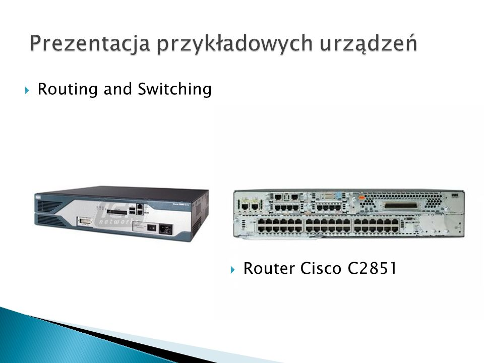 Routing and Switching Router Cisco C3845