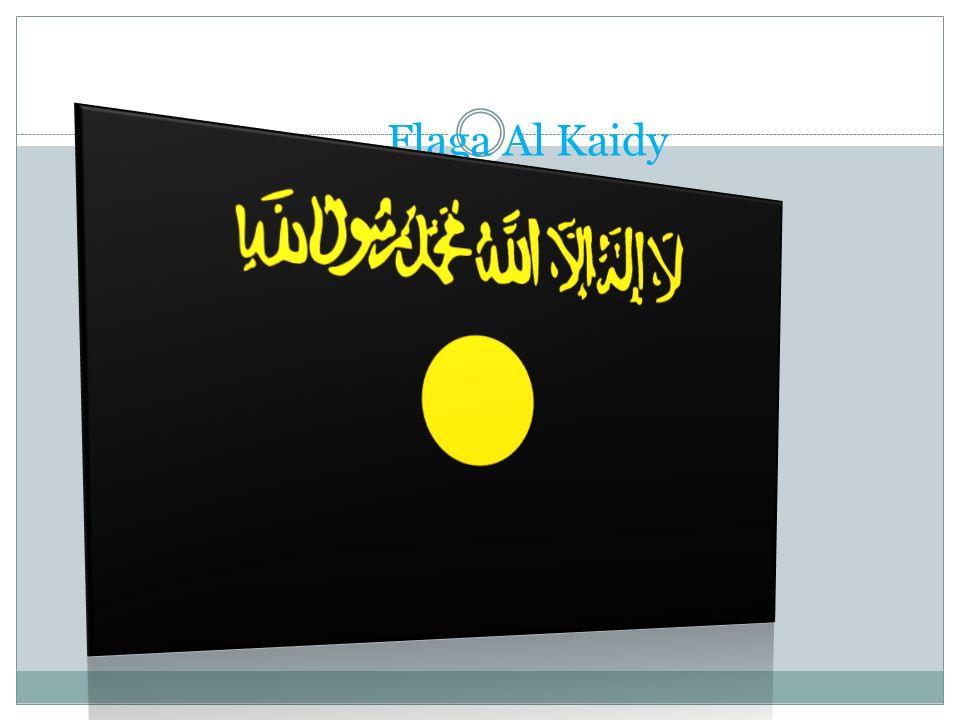 Flaga Al Kaidy
