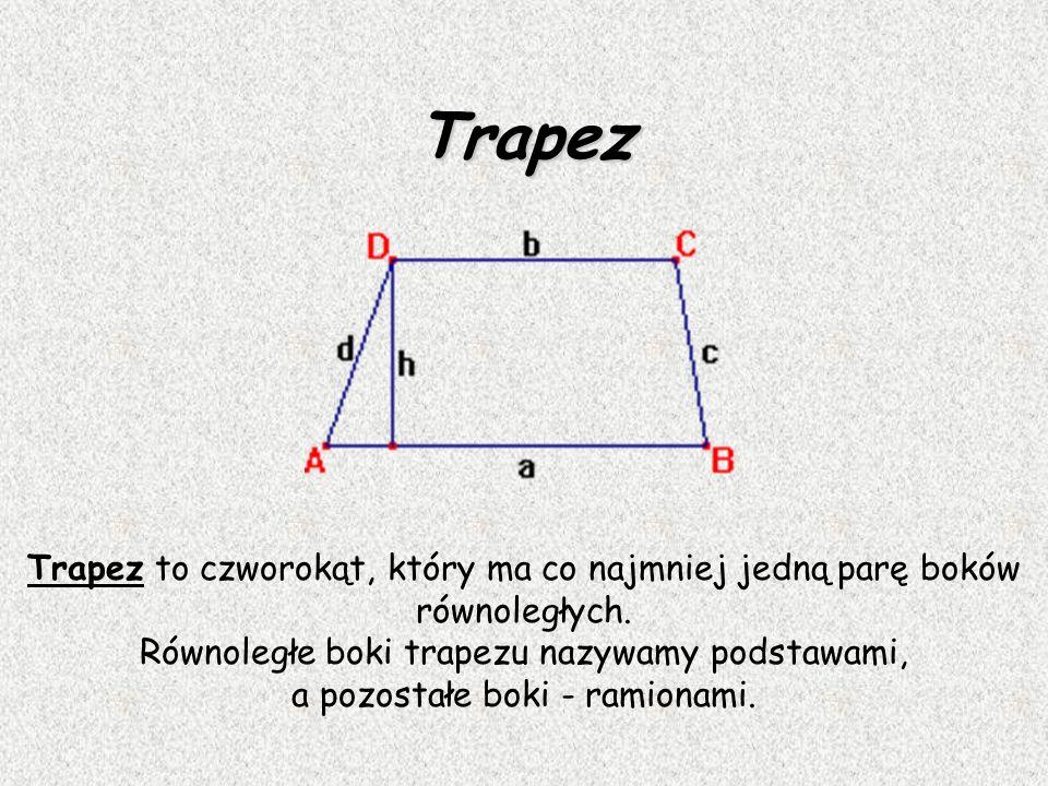 Pole trójkąta Wzór !!! Aby obliczyć pole trójkąta, wyliczamy połowę iloczynu długość podstawy (a) i wysokość (h) P = ½. a. h Wzór Herona