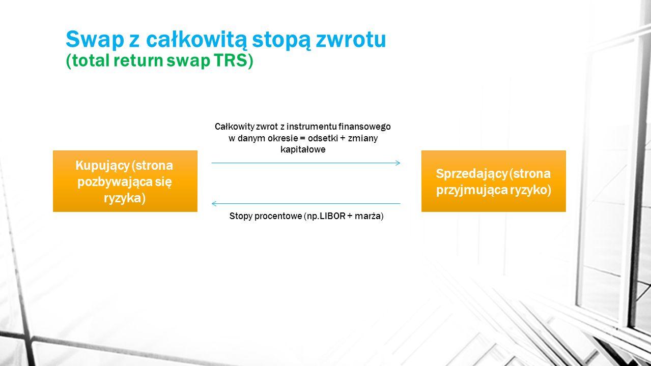 Tesobono swaps Partnerzy transakcjiPłaciOtrzymuje Amerykański bank inwestycyjnyCałkowity zwrot z tesobonos liczony od 1 mld USD wartości nominalnej LIBOR + 1 pkt.