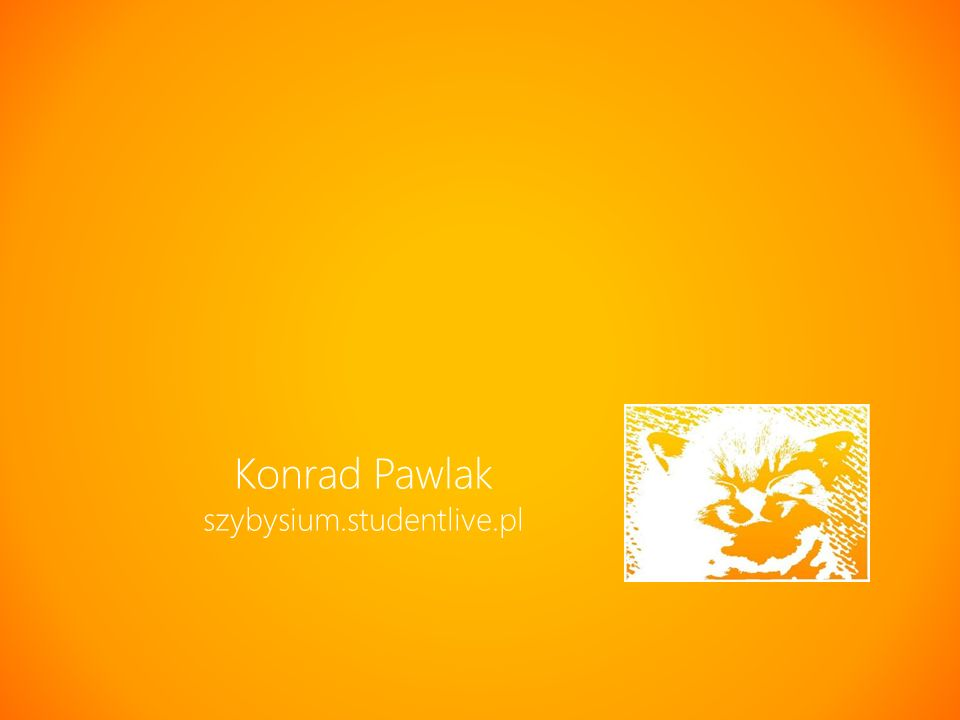 Download the latest version at http://toolbox/Win8ppthttp://toolbox/Win8ppt This message wont show up when youre presenting Dziękuję za uwagę