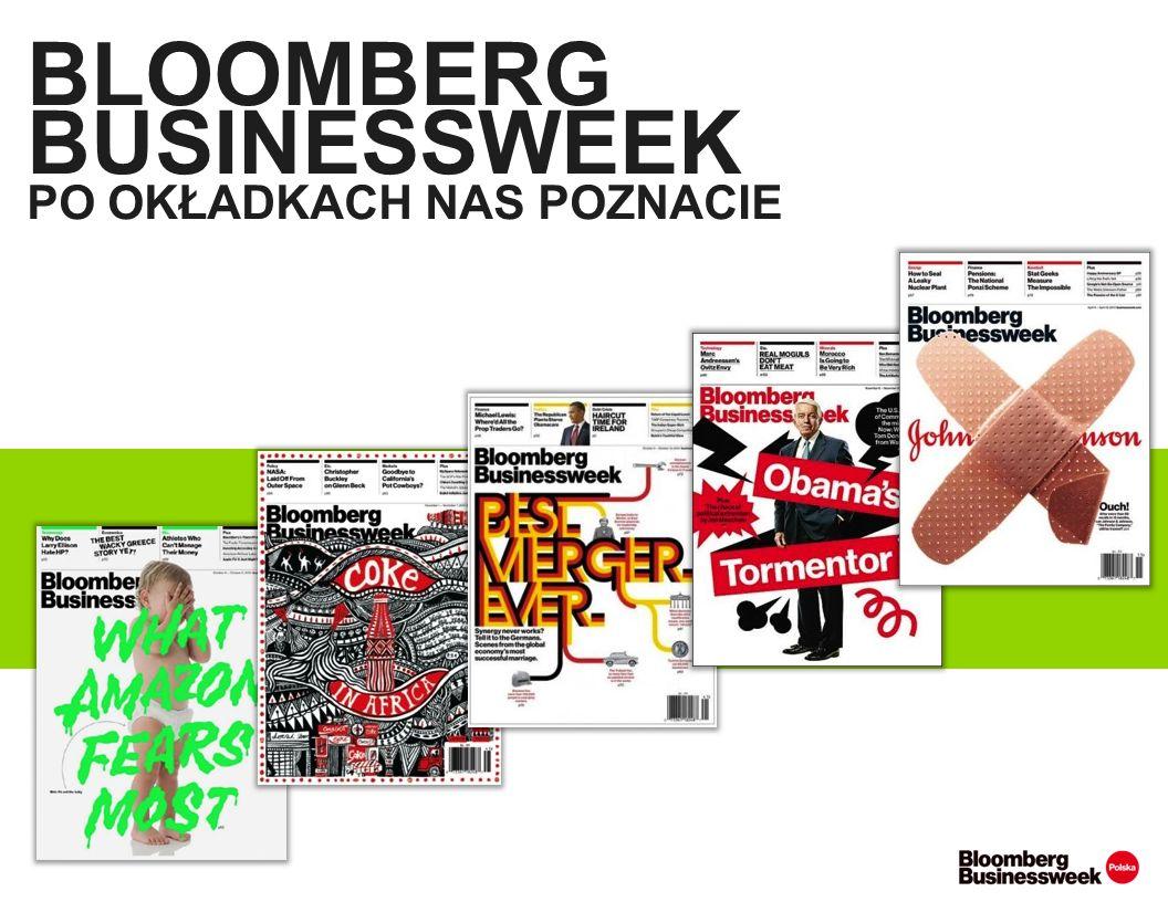 > > > > > > > > < < << < < < < < < < < < < < < < < Podsumowanie Doświadczenie i know-how grupy Bloomberg (model biznesowy, który odniósł sukces) Prestiż i autorytet marki BBW oraz uznanych redaktorów Nowoczesne działania promocyjne wykorzystujące direct marketing i unikalna w skali personalizacja okładek Wydanie przedpremierowe i premierowe wysyłane do 40 000 menedżerów i przedsiębiorców (gwarancja zasięgu)