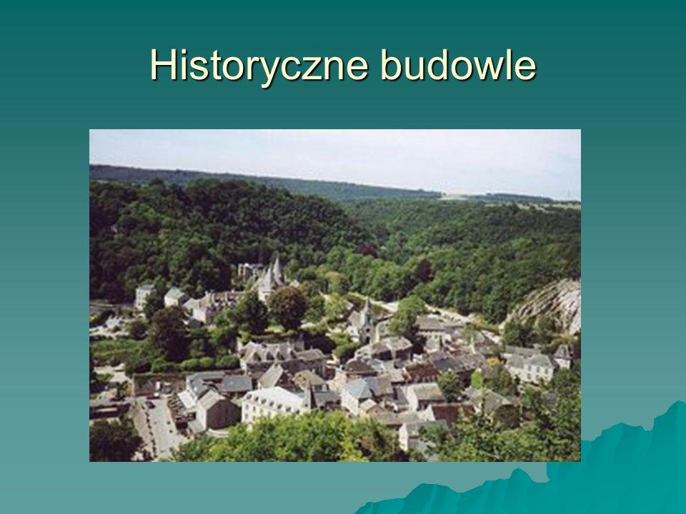 Historyczne budowle